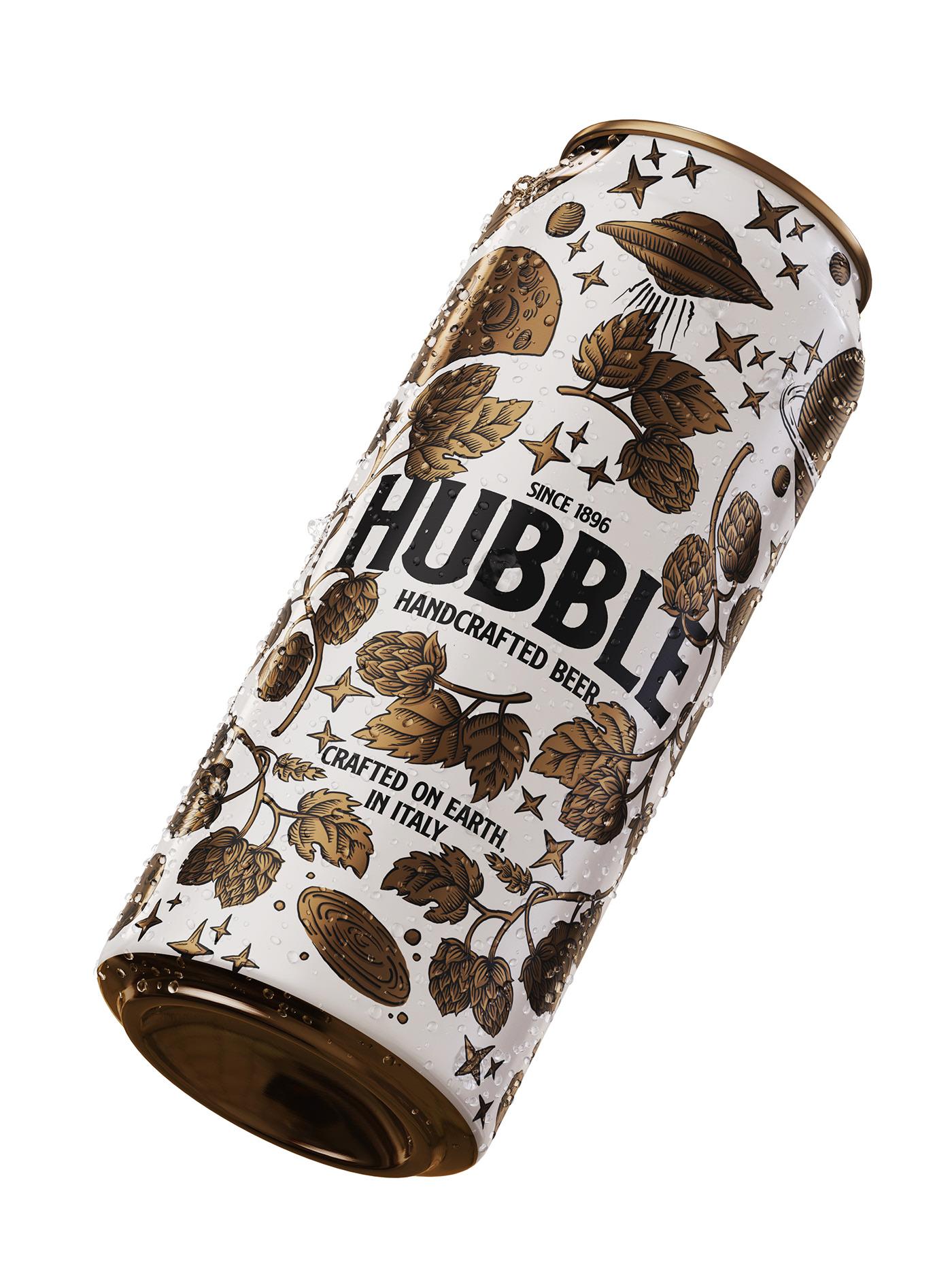 alchool beer branding  brewery can identity ILLUSTRATION  Label Packaging vintage