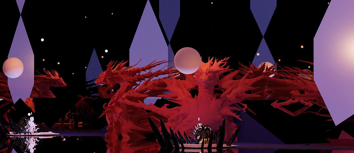 Image may contain: moon, screenshot and indoor