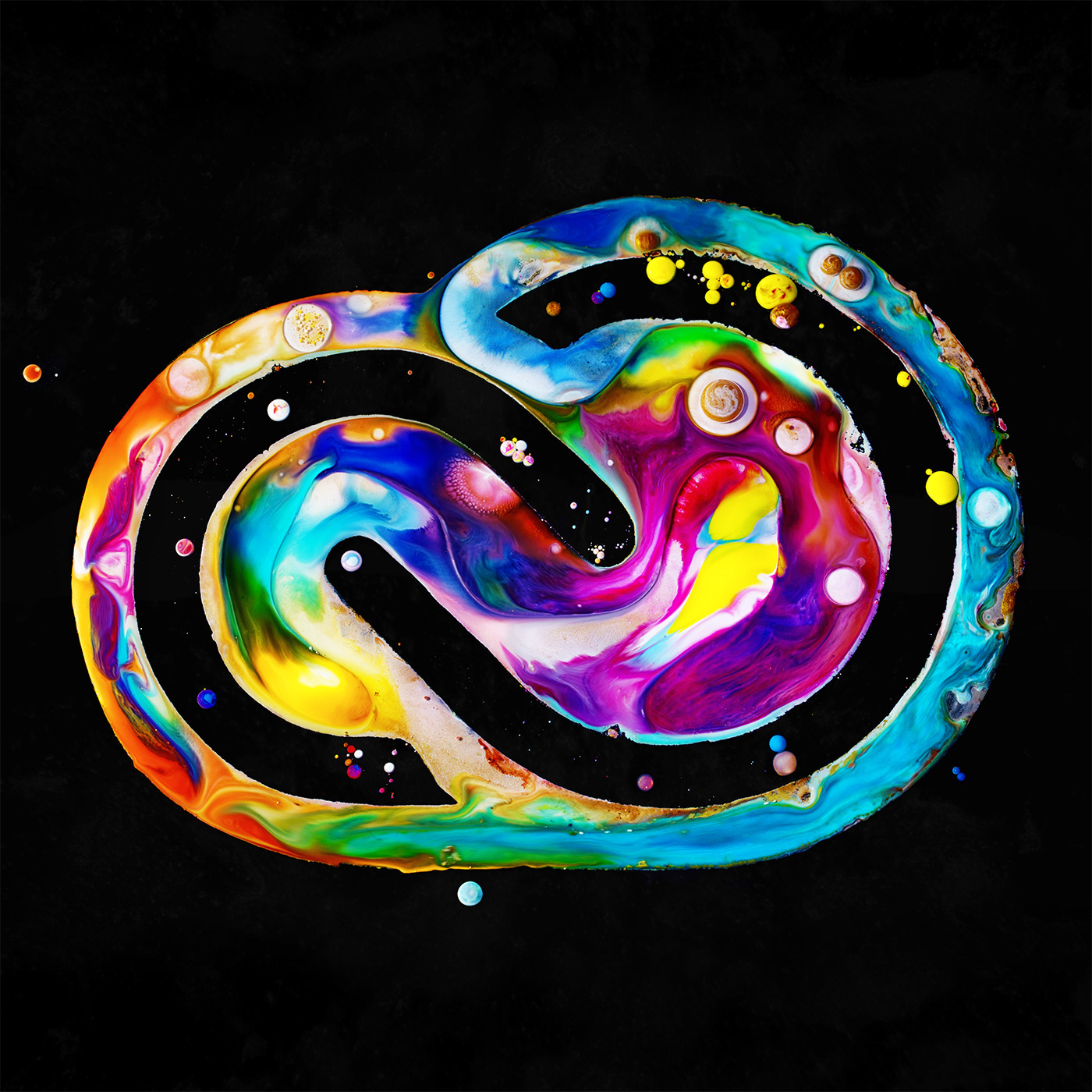 adobe Creative Cloud art color paint neon videoart logo gif