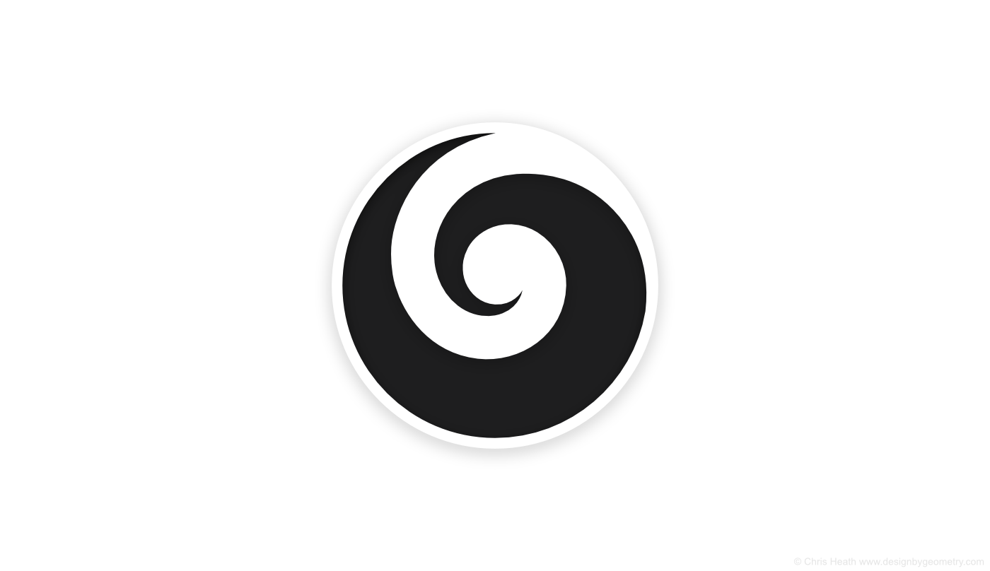 Koru. Maori symbol is a spiral shape based on silver fern ...