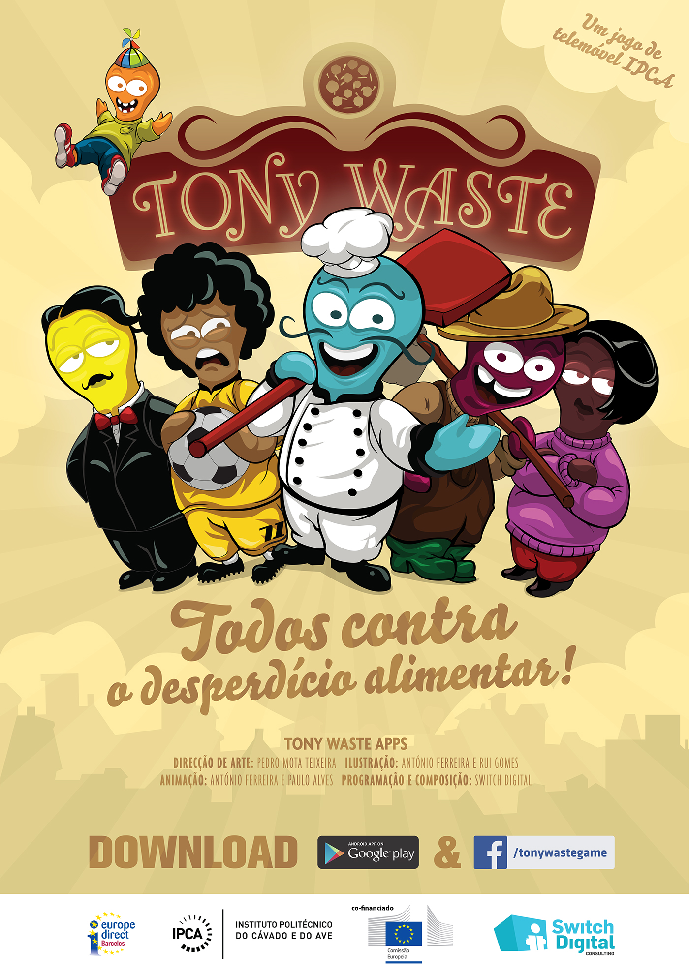 Tony,waste,game,tonywaste,Pizza
