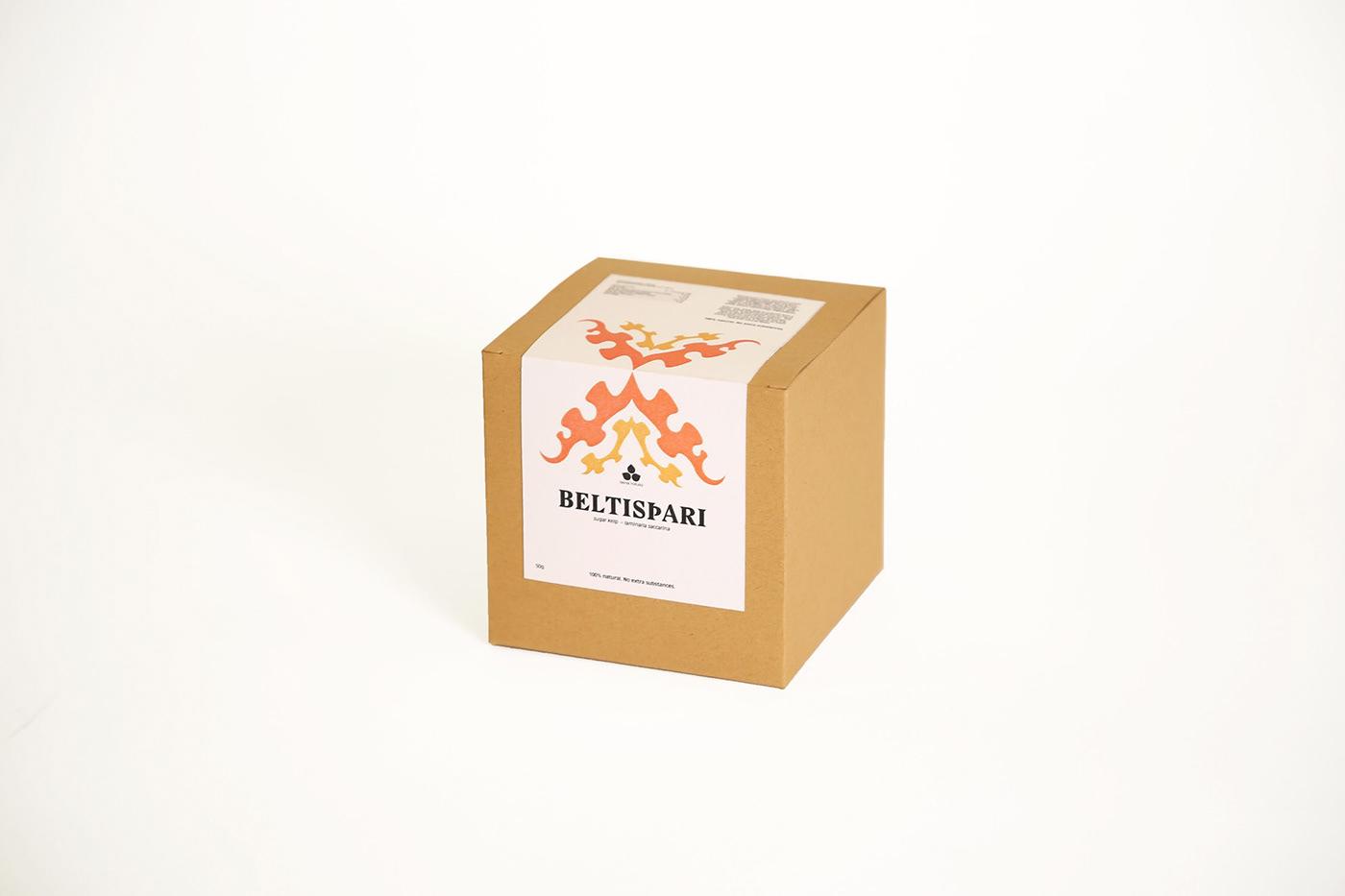 branding  Health Packaging