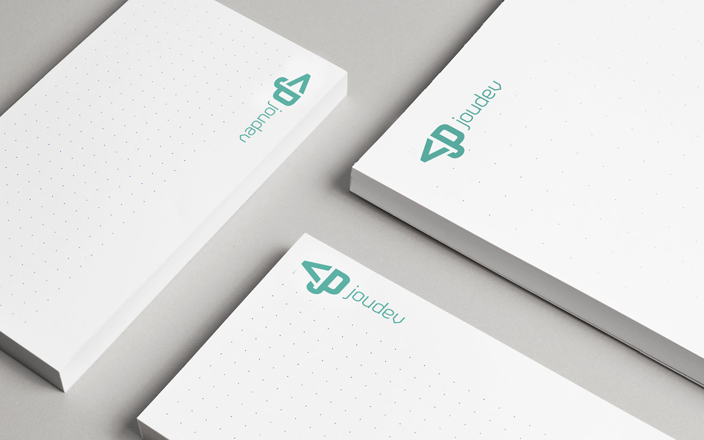 joudev branding on behance