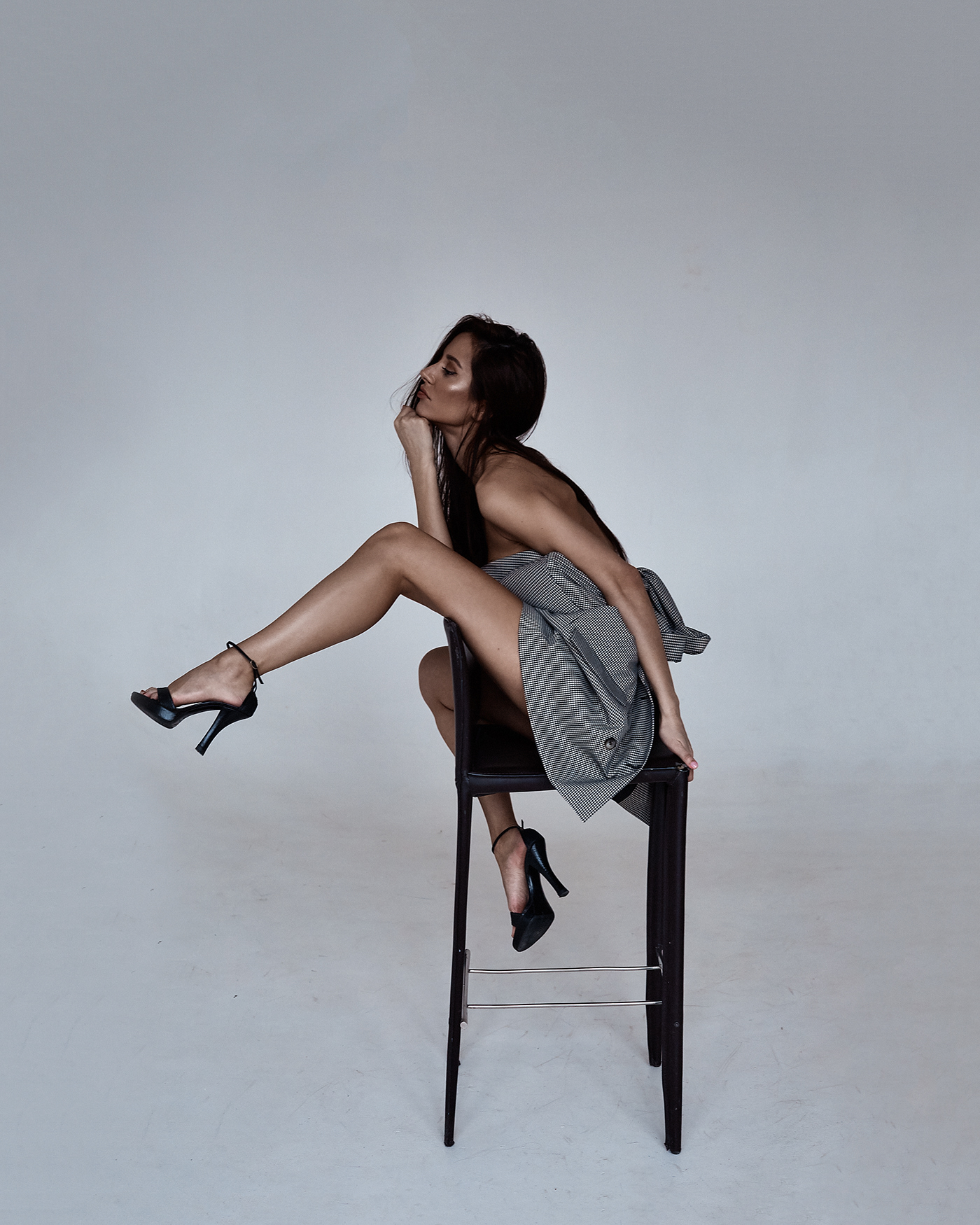 девушка фотография Fashion  fashion photography Hot top editorial magazine