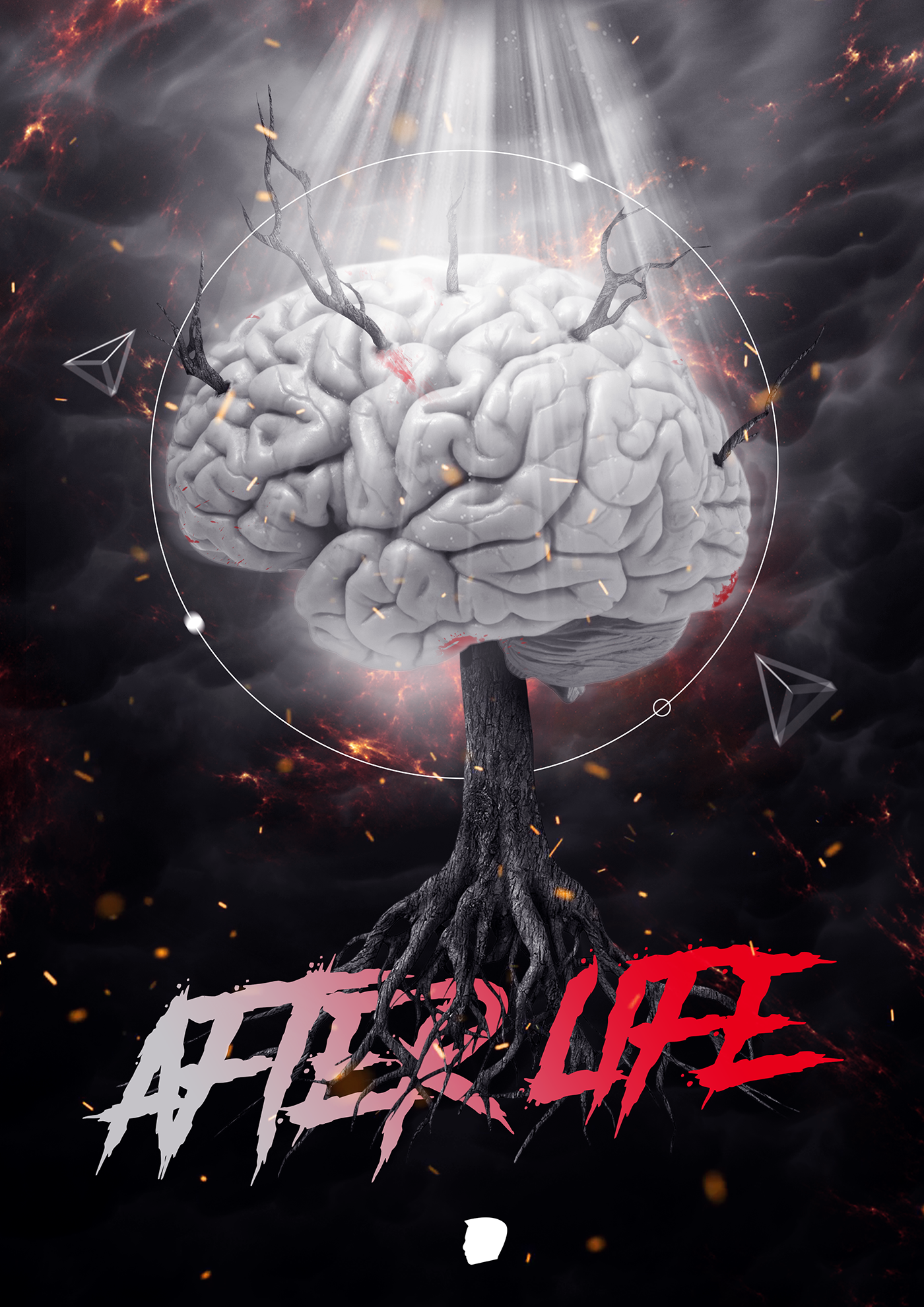 Photo Manipulation  artwork graphic design  poster concept art movie poster