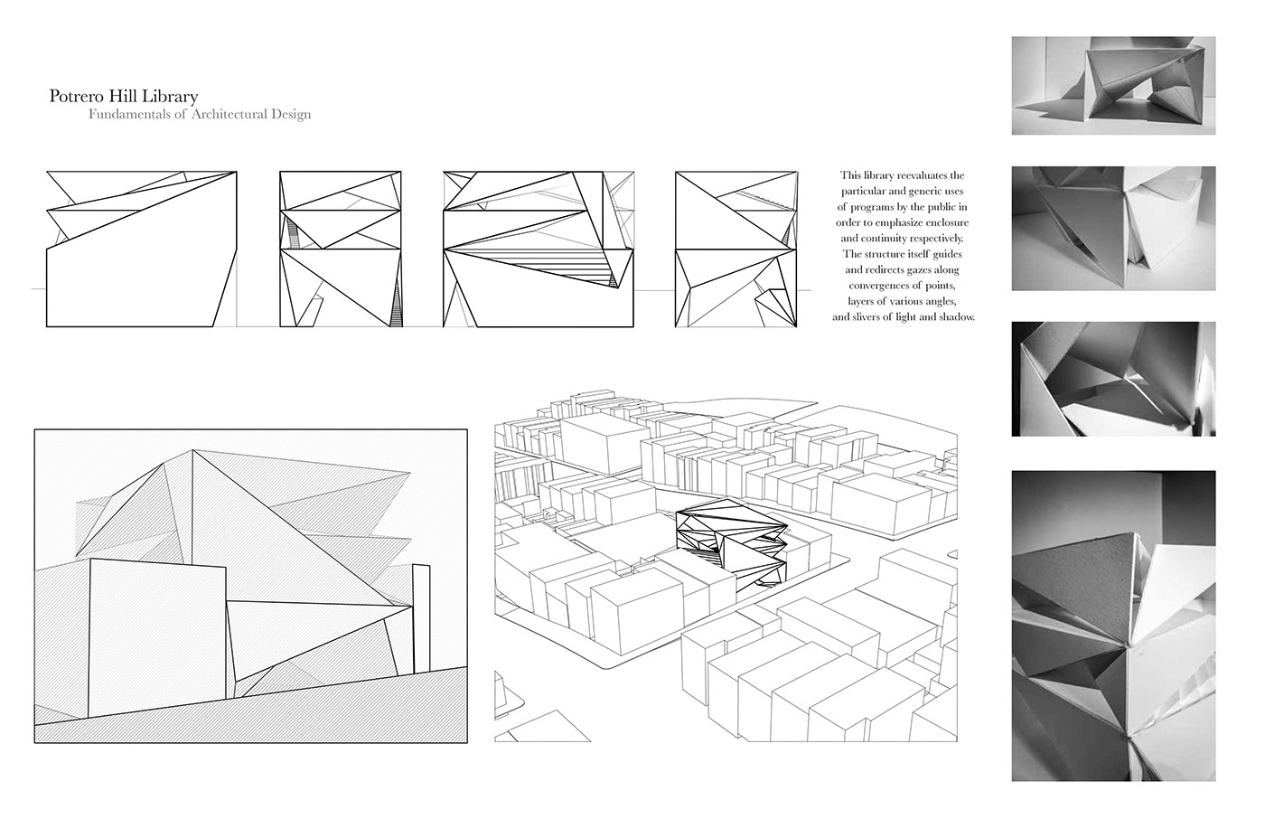 UC Berkeley Architecture   Introduction To Visual Representation, Drawing,  And Design