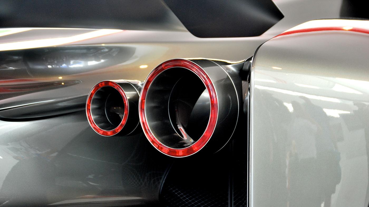 goodwood festival of speed automotive   design detail design marc tran car design exterior lamps wheels