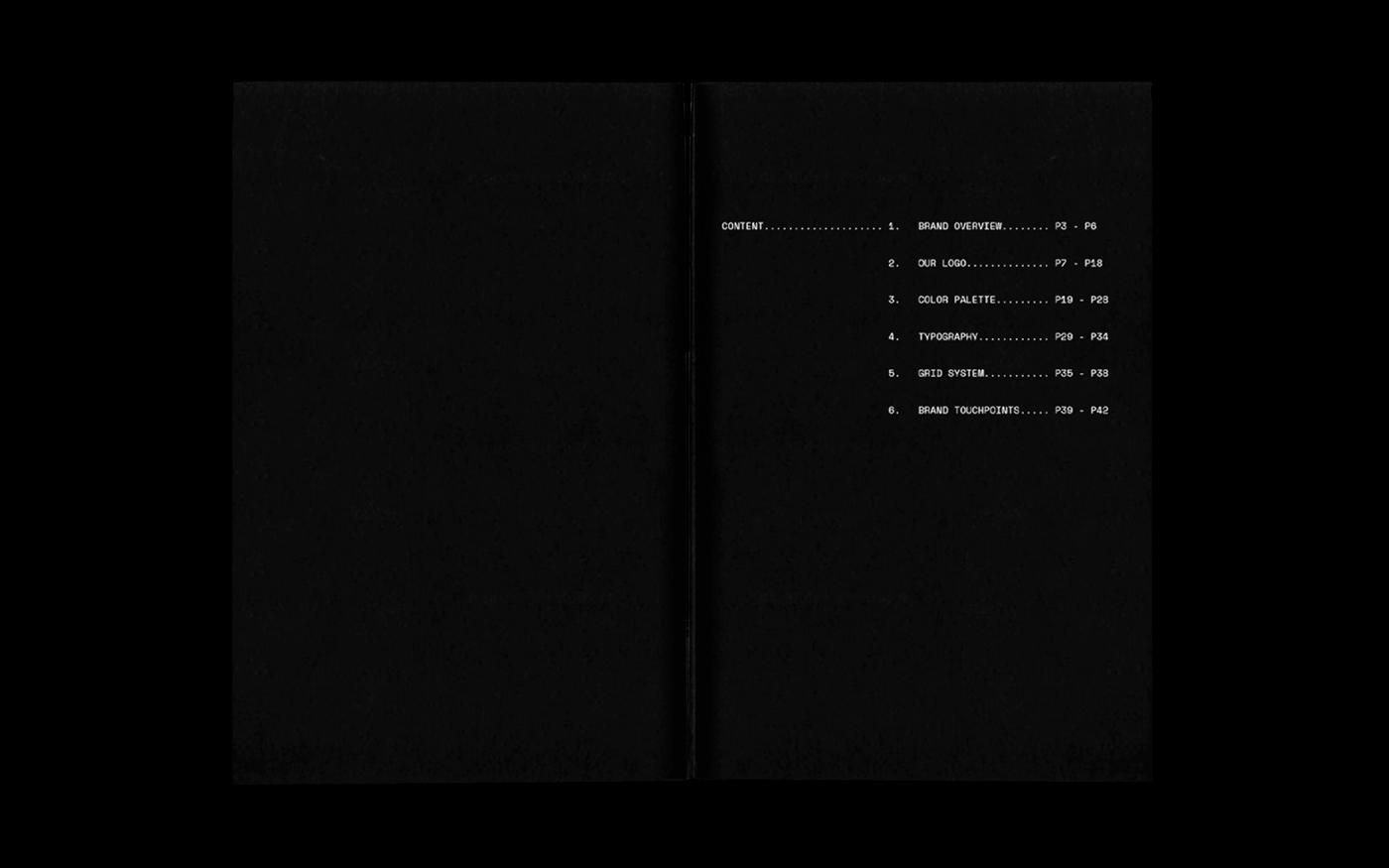 agency design Brand Development branding  design studio helvetica Identity Design Identity System logo typography   visual system