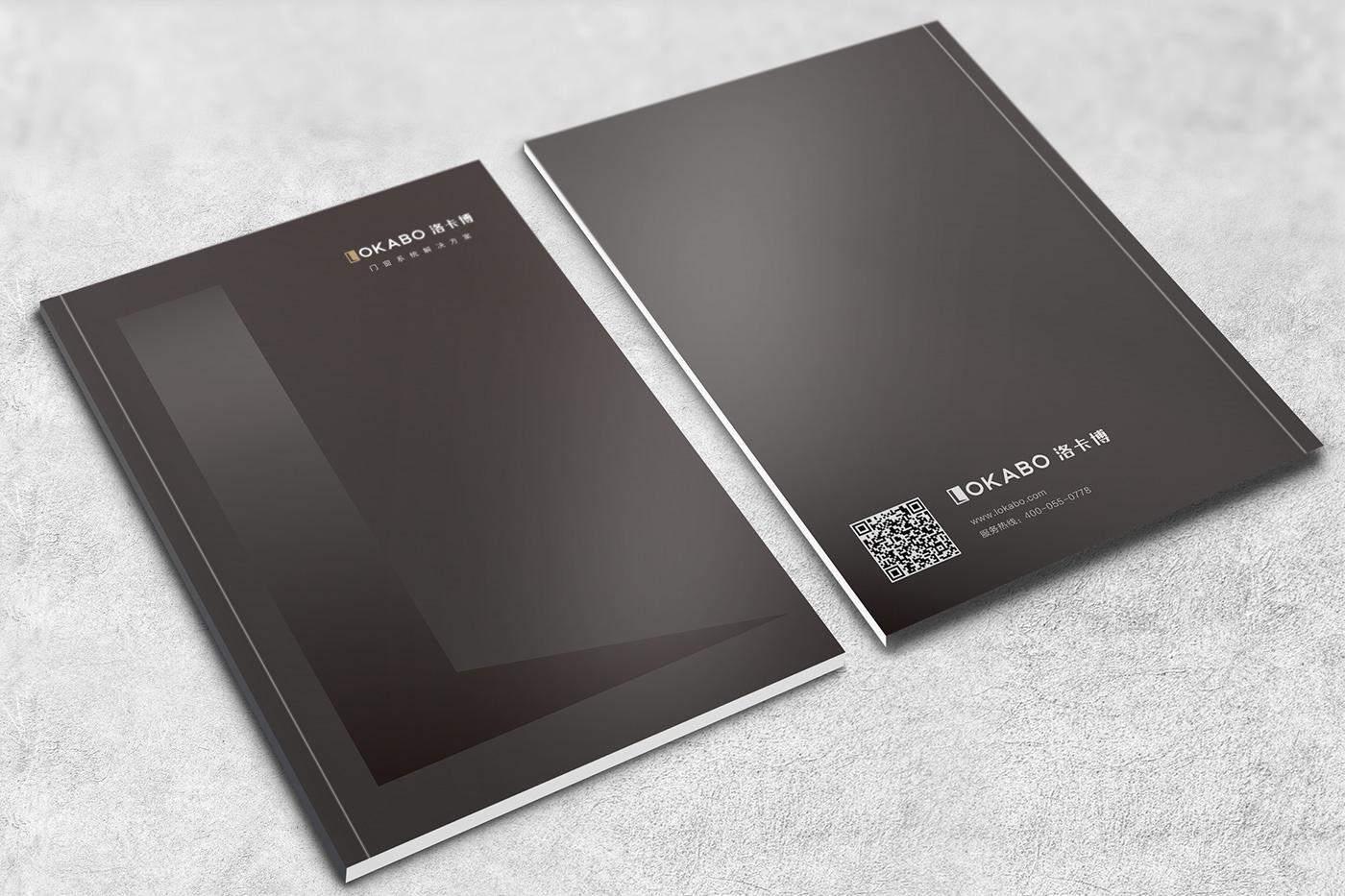 有設計感的32套畫冊設計欣賞