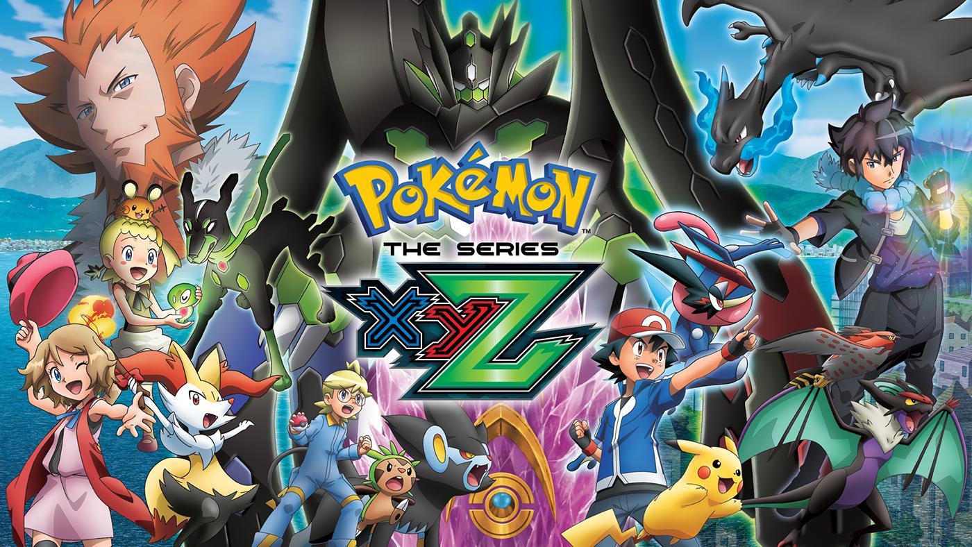 Pokemon Xyz Stream