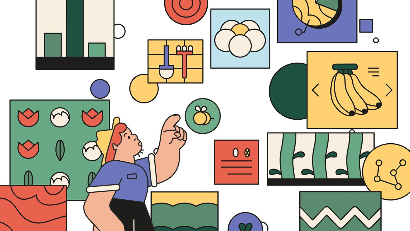 animation  character animation explainer motion motiongraphics Startup