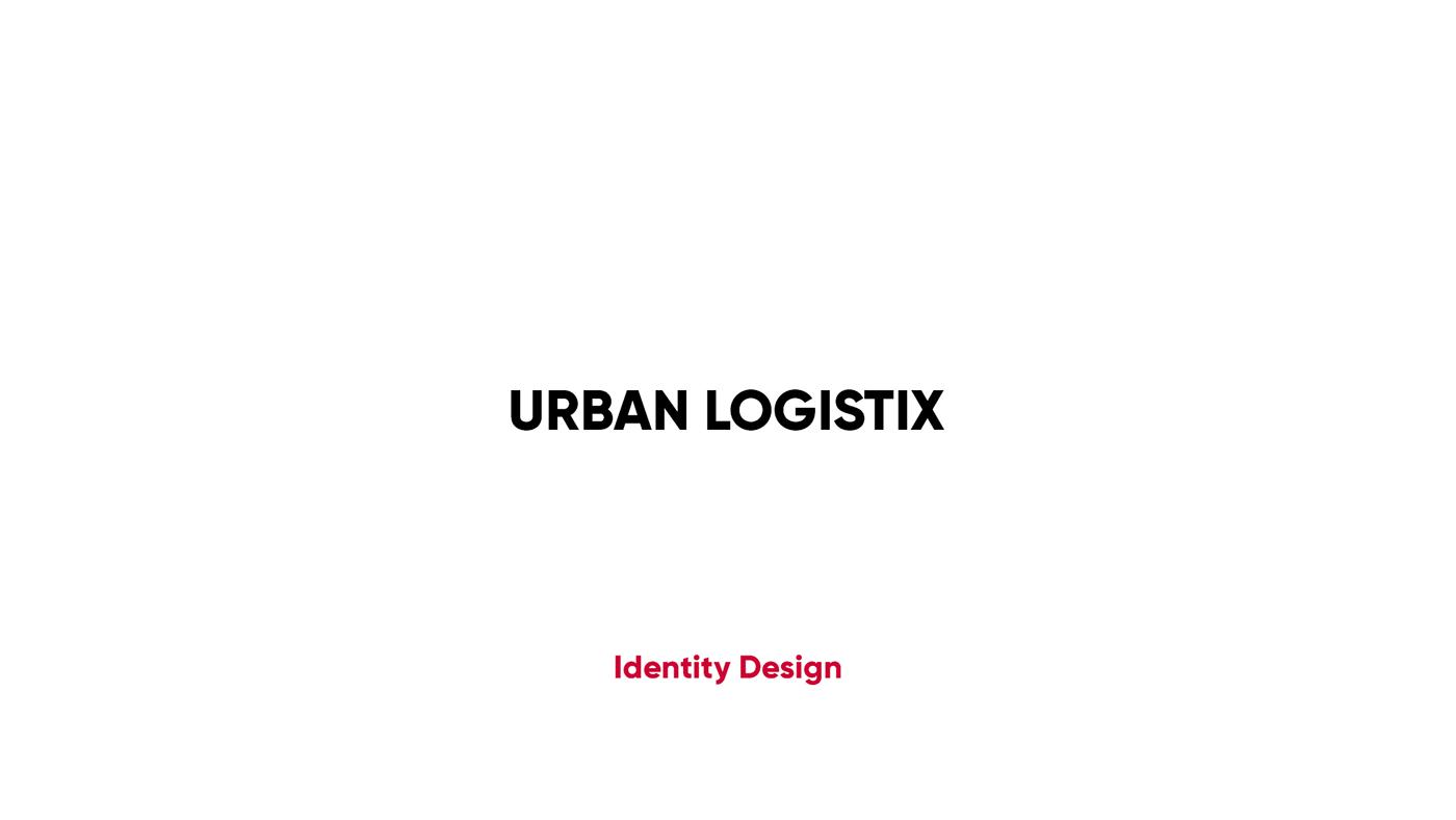 identity Identity Design Logo Design Urban Logistix abuja branding  Logistics logistics company nigeria motion graphics