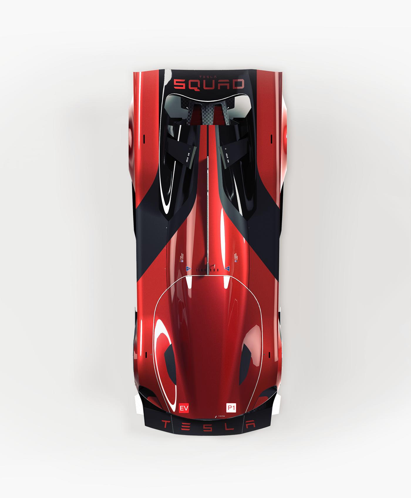 TESLA LMPE 2030 - Michelin Design Challenge