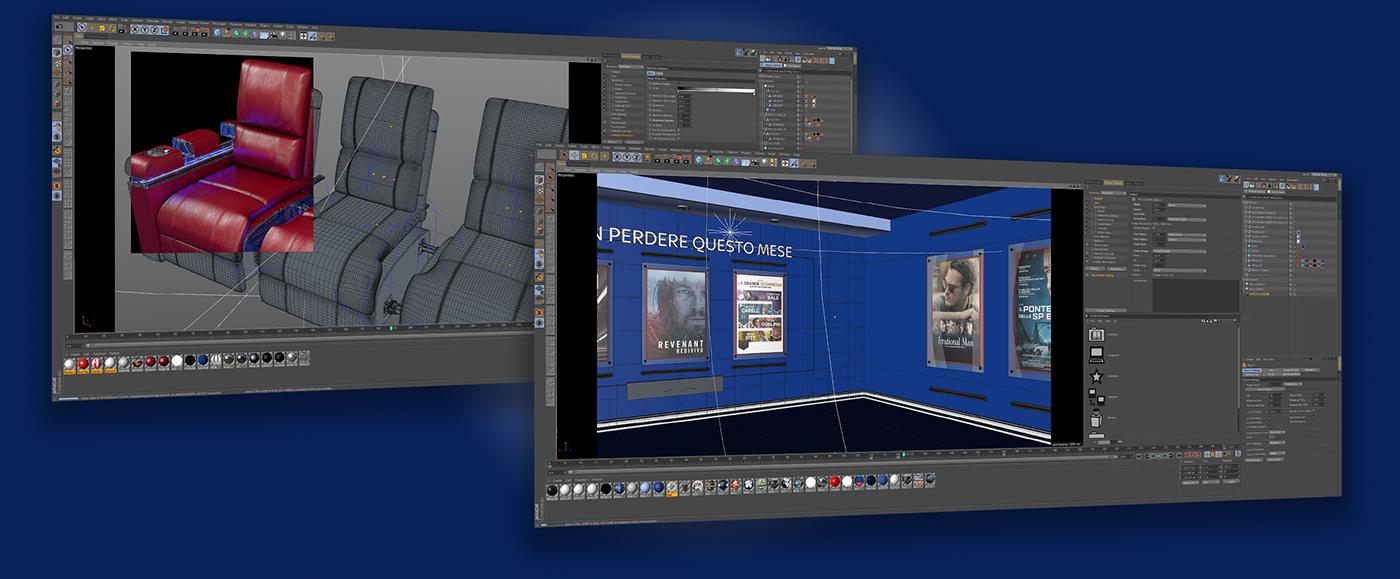 sofa,Multiplex,tranformer,tranformation,cinema 4d,SKY,promo,3D,xpresso
