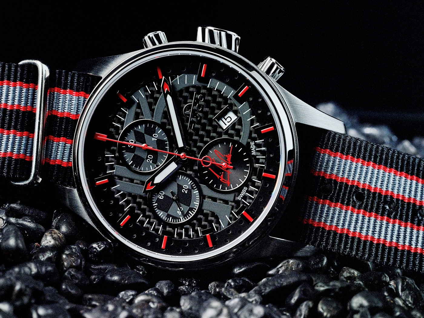Race Car Inspired Watches