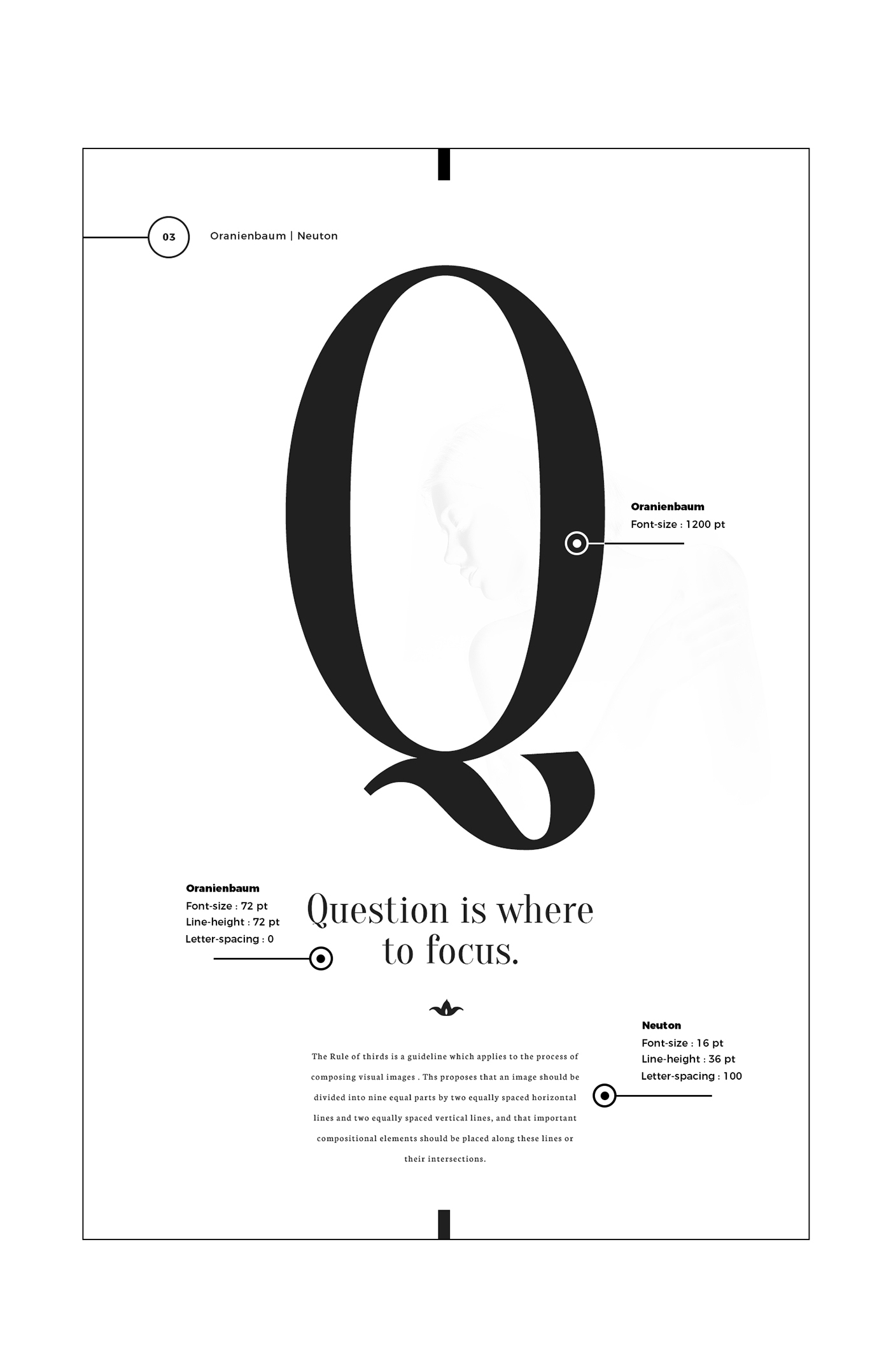 5 google fonts trends and combinations on behance principle alignment ccuart Images