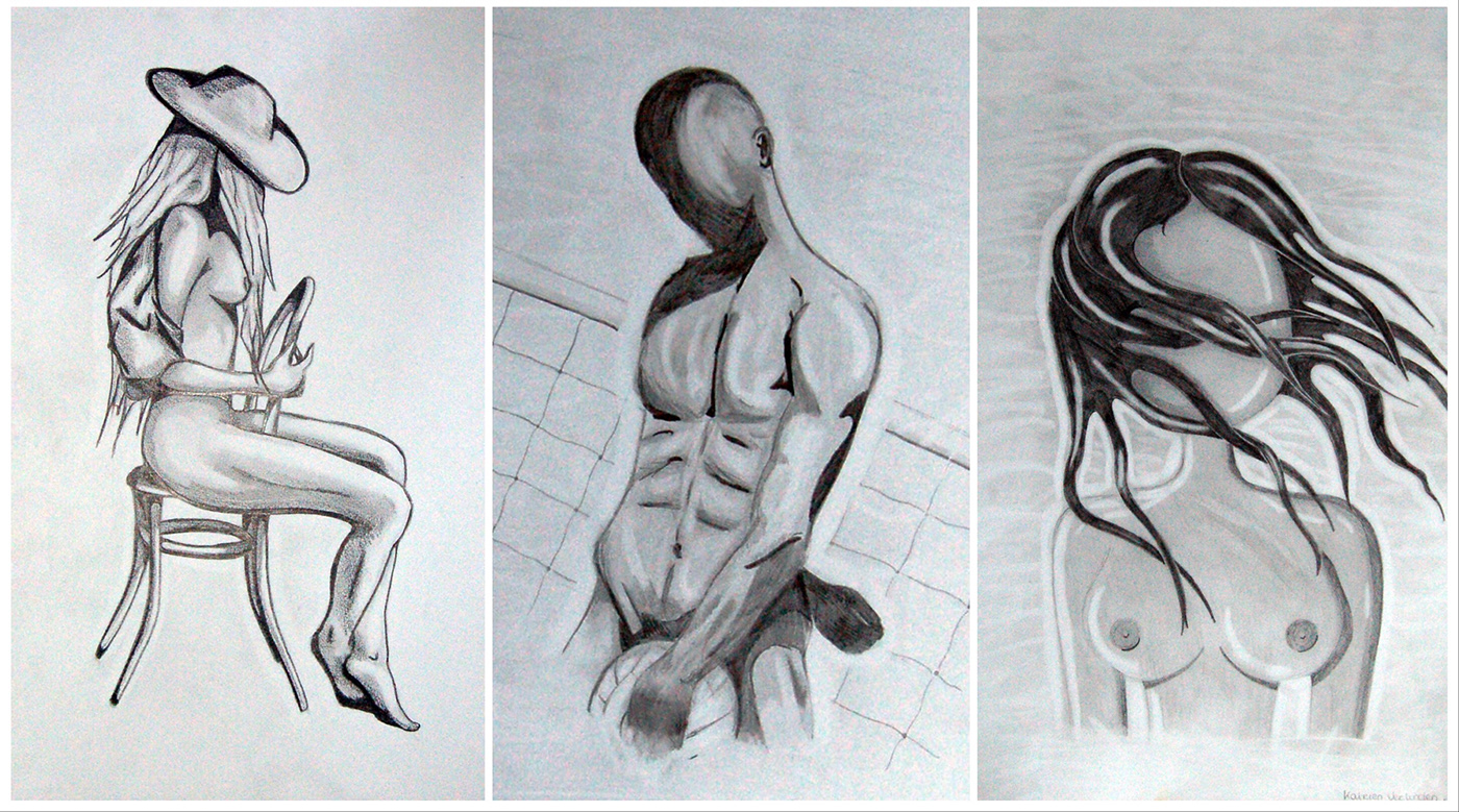 ILLUSTRATION  sketching Drawing