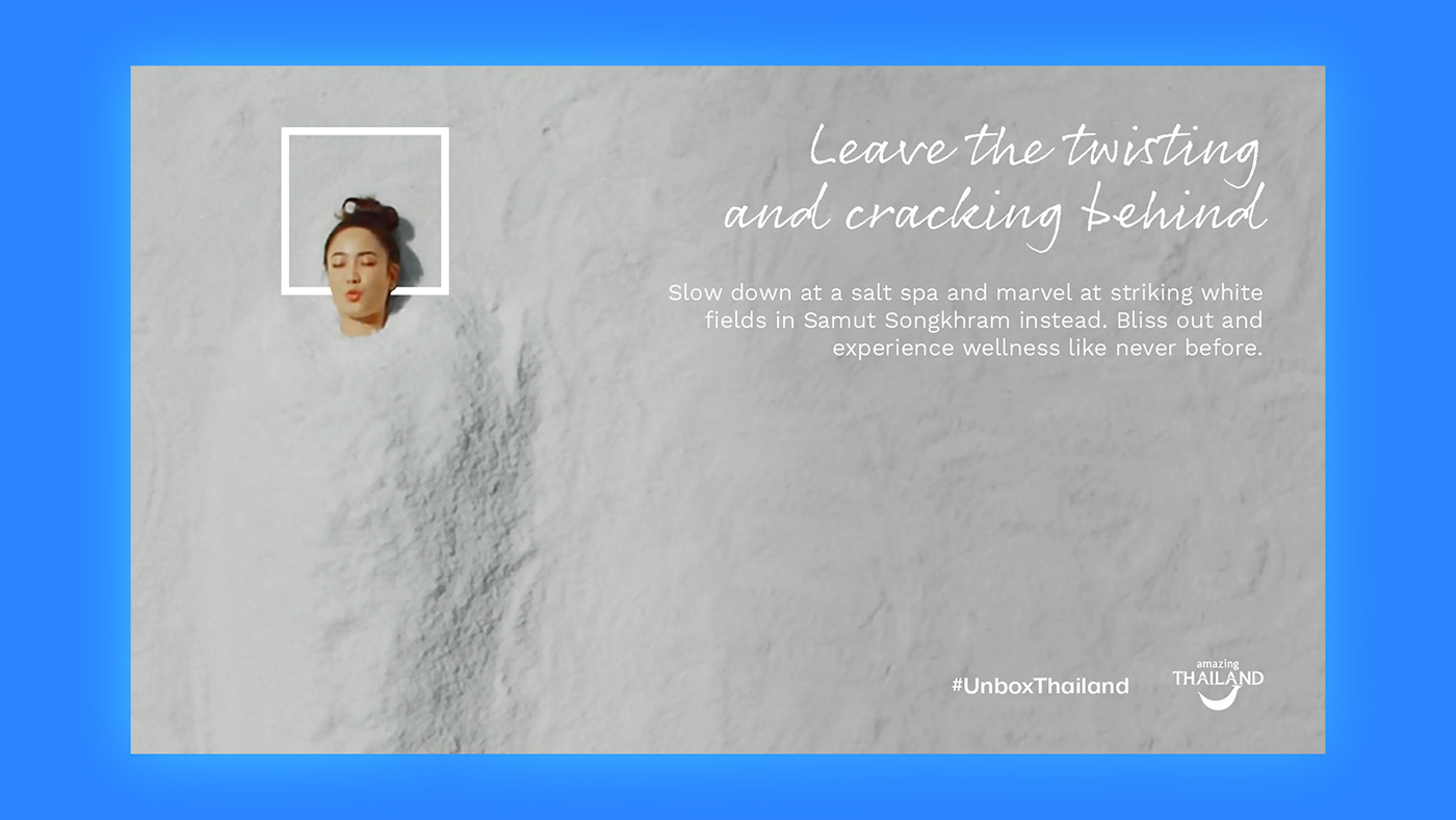 art direction  branding  copywriting  digital graphic design  Scriptwriting Thailand Travel video