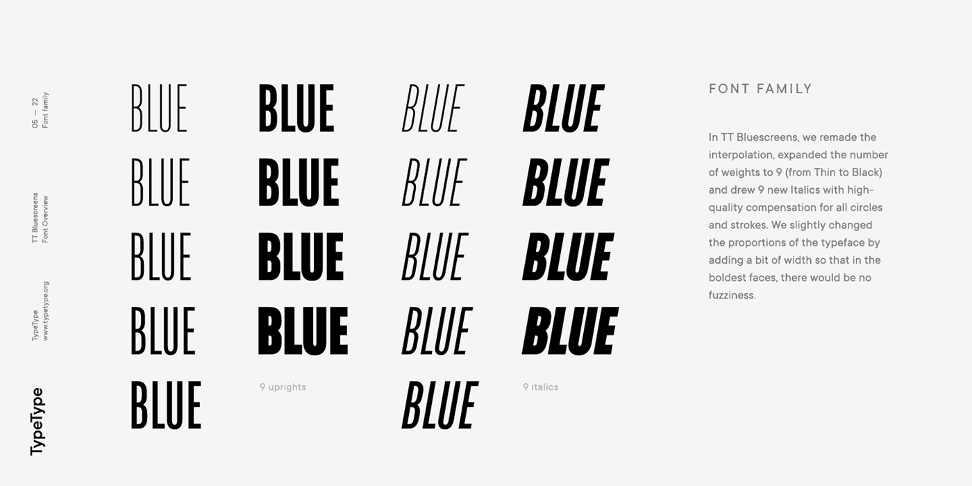 TT Bluescreens on Behance