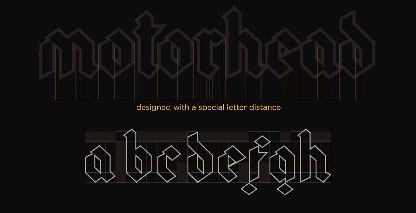 gothic modern free gothic modern free Typeface typography   font