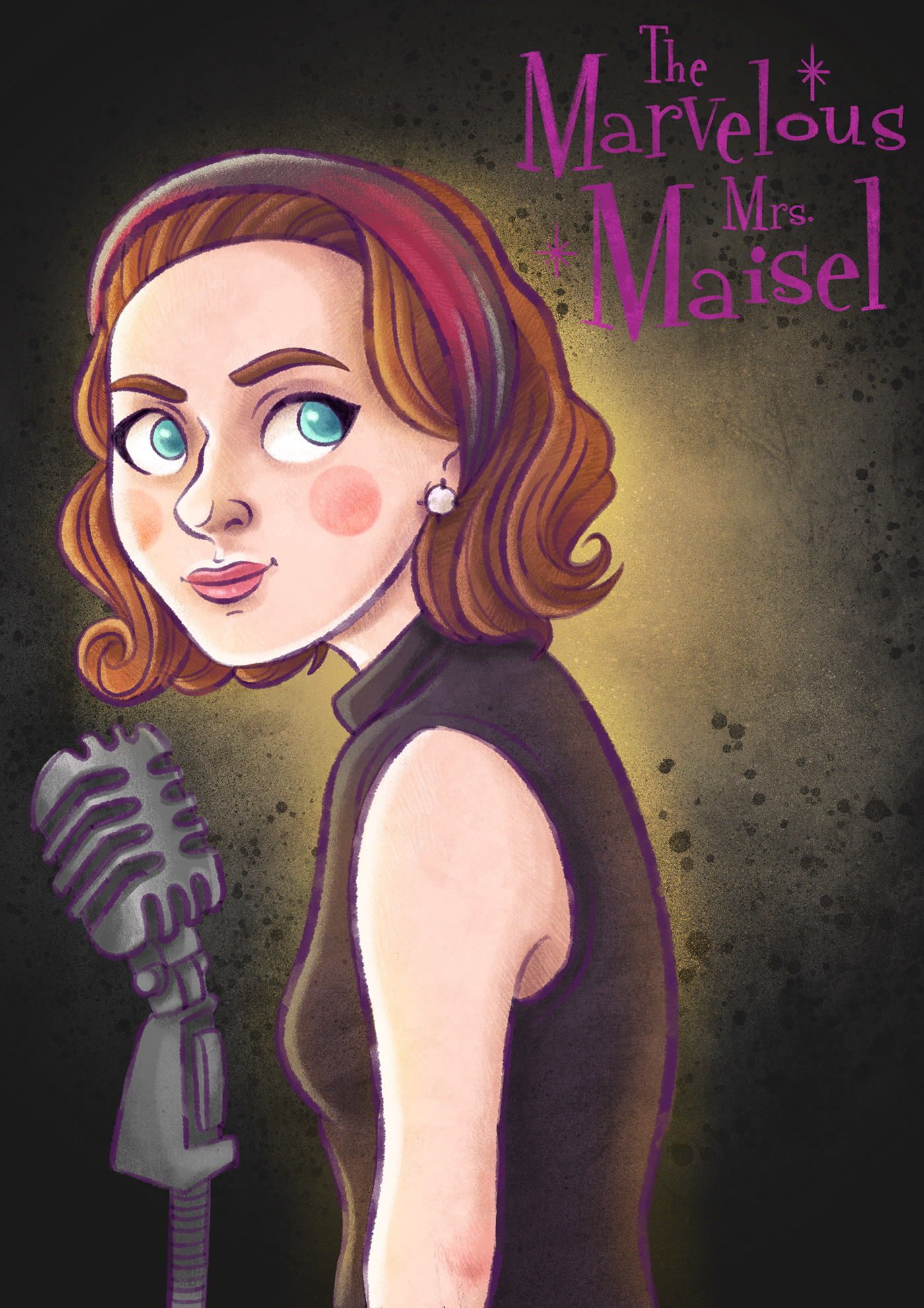 the mavelous maisel,mrs maisel,amy sherman palladino