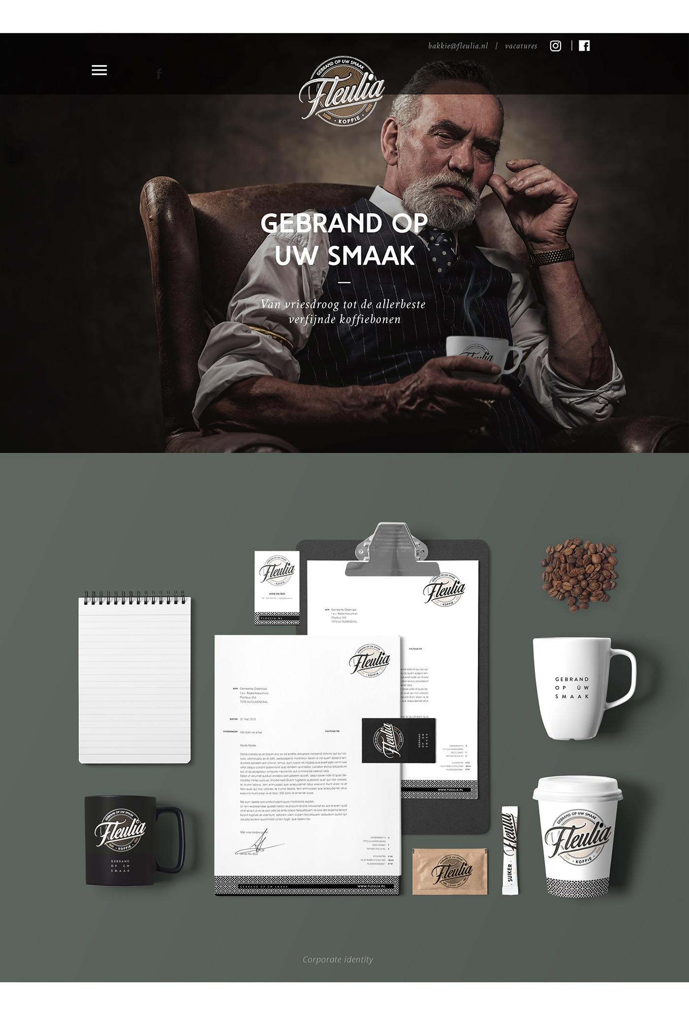 Coffee branding  identity Photography  Webdesign free psd Free Template Free font
