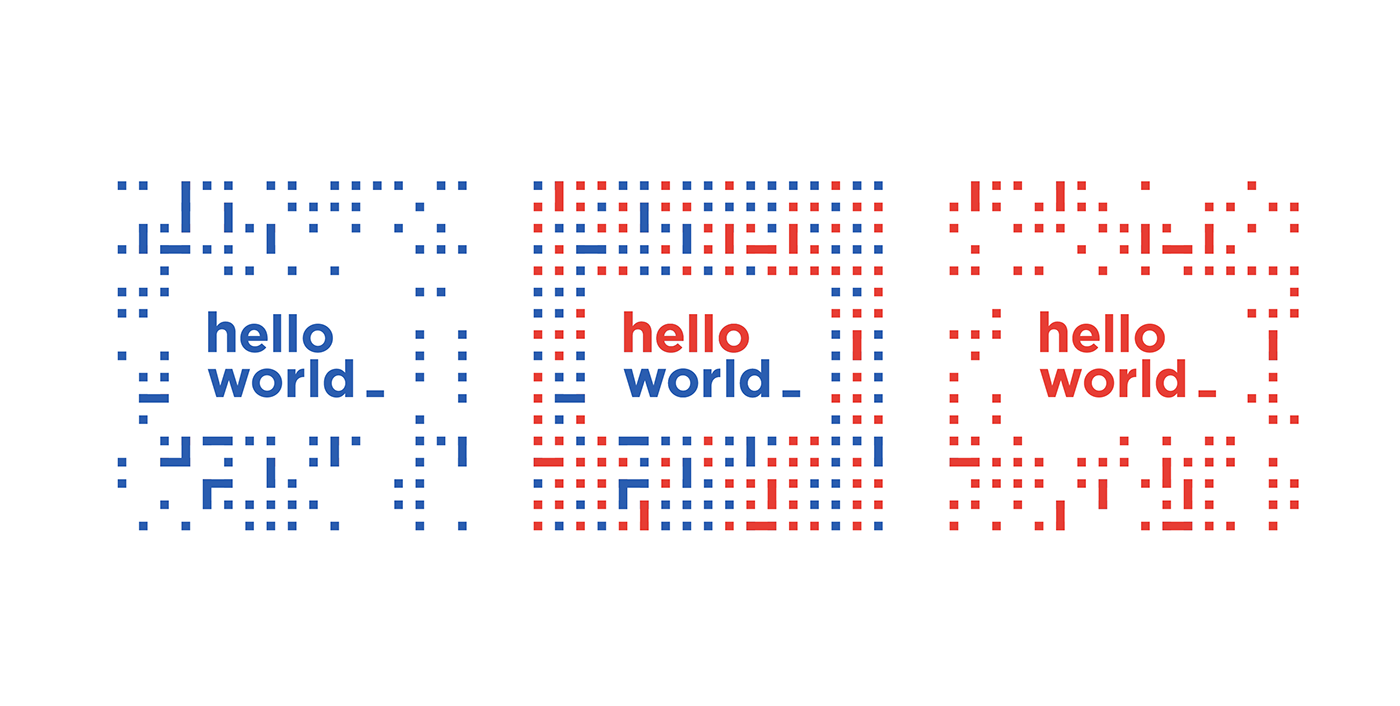Programmable Visual Identity On Behance