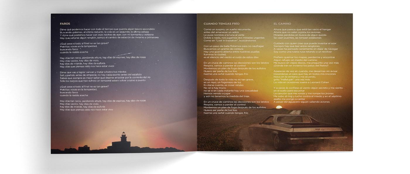 artwork cover collage art digital Album music design photo vintage