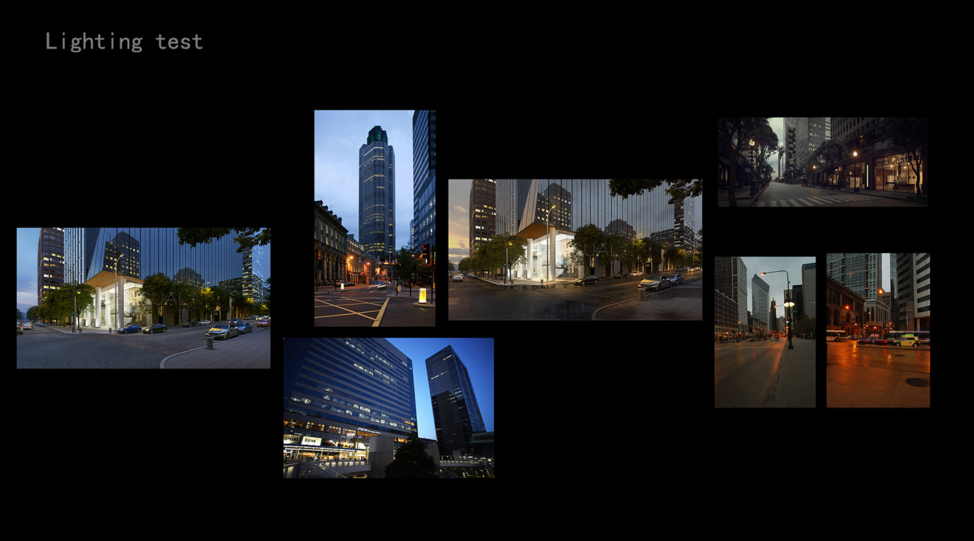 優秀的30套建築系作品集欣賞