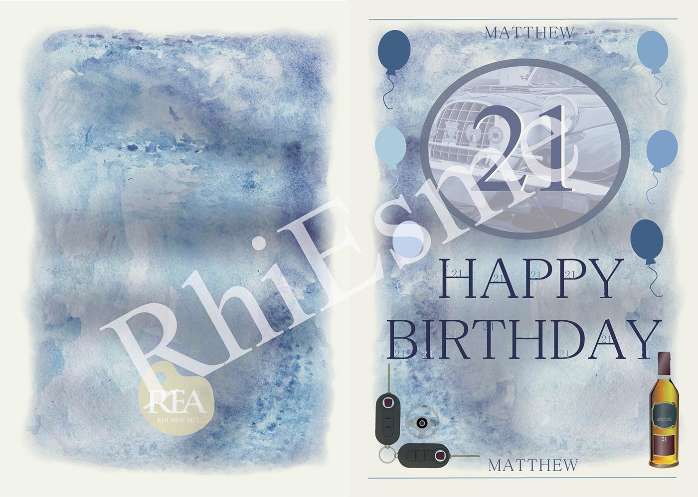 完美的24個生日卡片設計欣賞