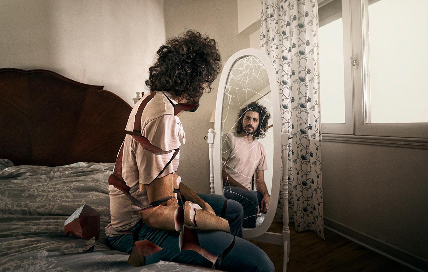 argentina cinema4d compositing Digital Art  martindepasquale nft Photography  photoshop retouching  surreal