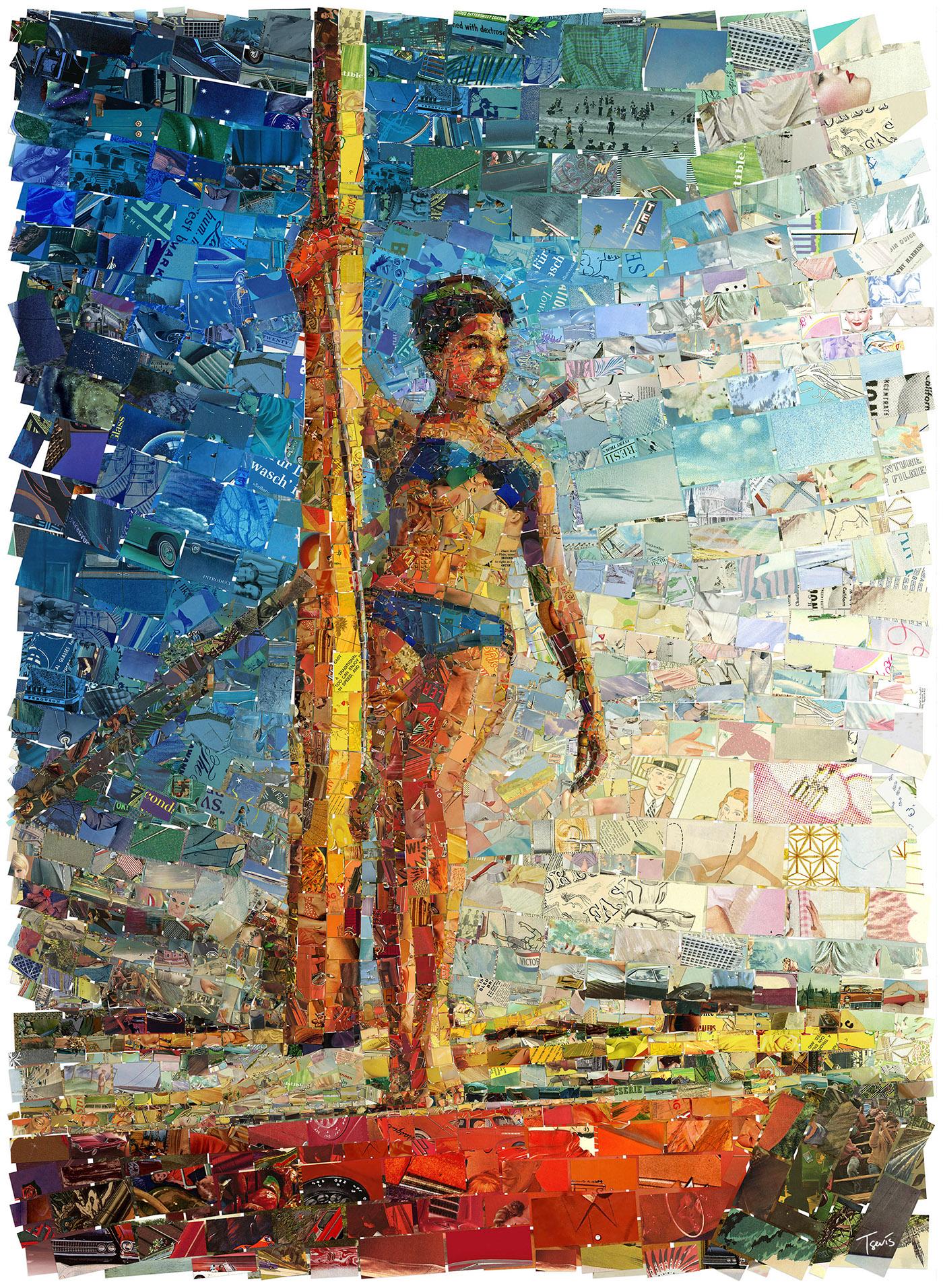 photomosaic,mosaics,ephemera,Advertising ,collage