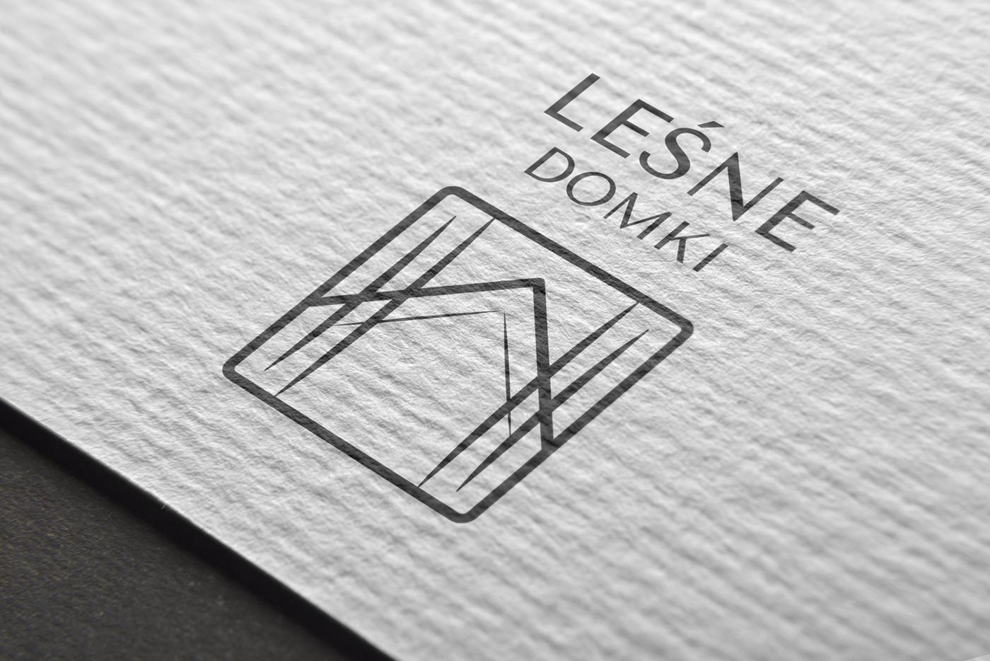 forest logo logo Logo Design logotyp projekt logo property logo znak firmowy