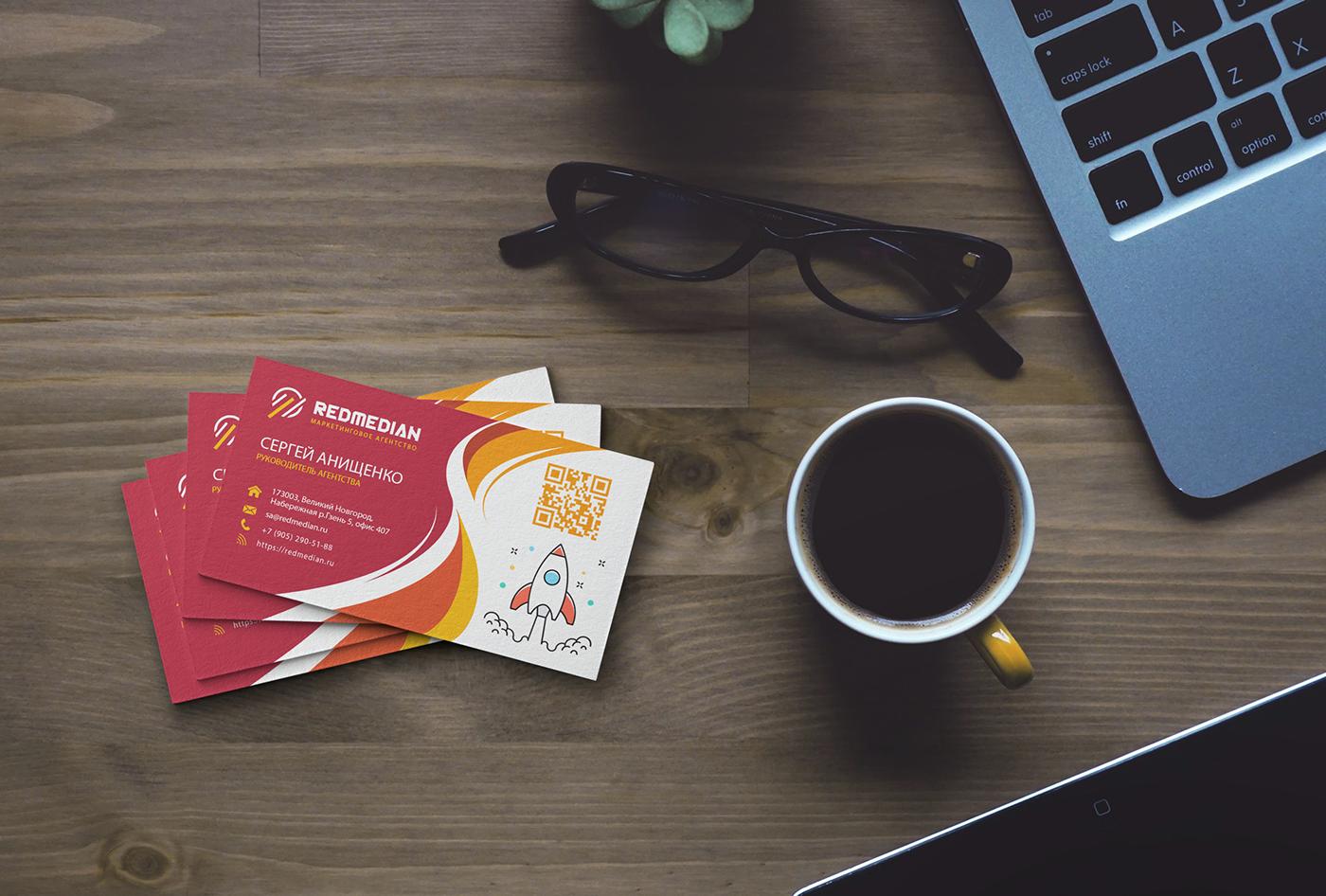 business business card presentation design creative Digital Art  art direction  graphic design