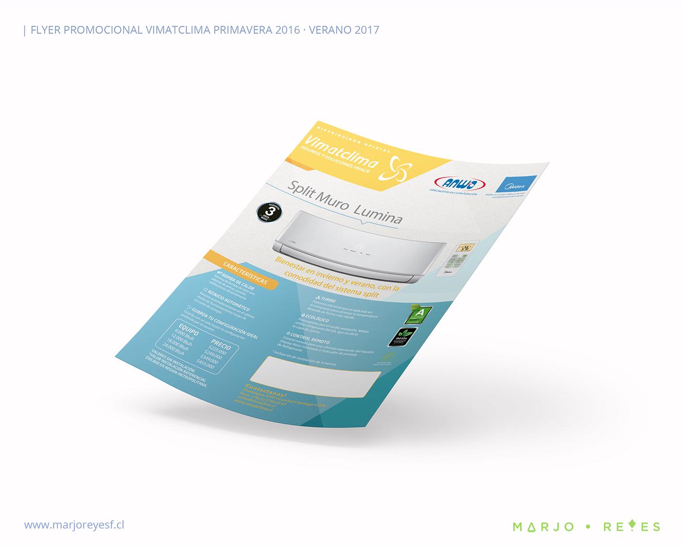 Marjoreyesf.cl diseño gráfico Diseño Freelance branding  Creative strategy flyer promoción Marjorie Reyes Fernandez Graphic Designer auckland