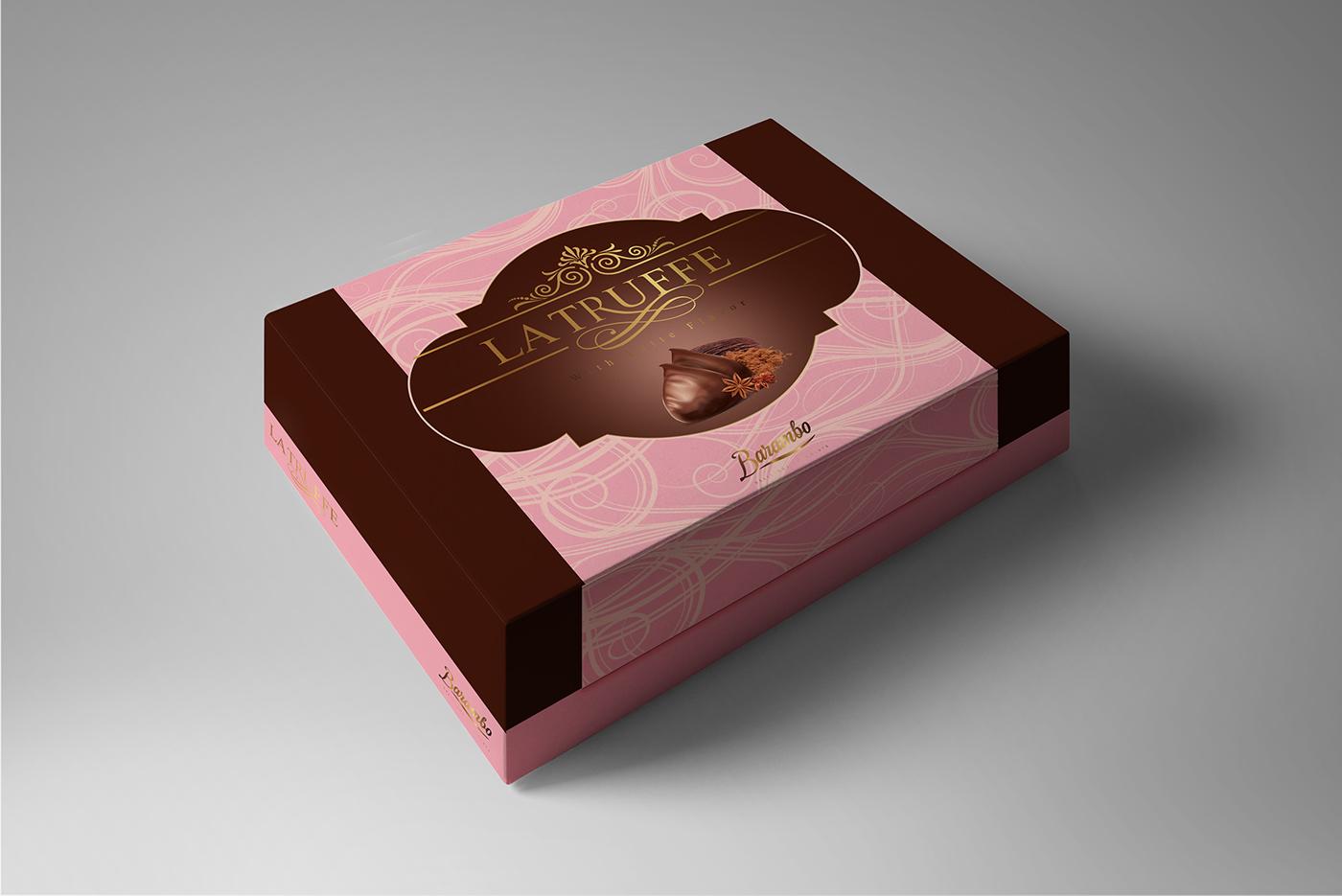 u0026quot barambo u0026quot  assorted chocolate box design on behance