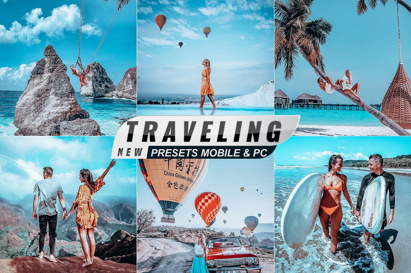 action blogger filter Lak lightroom ocen Photography  preset travling traveling trip