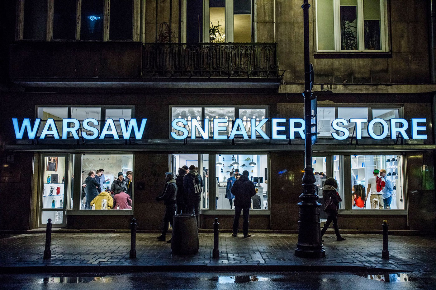 Warsaw Sneaker Store in Warsaw, reviews by real people. Yelp is a fun and easy way to find, recommend and talk about what's great and not so great in Warsaw and beyond. Skip to Search Form Skip to Navigation Skip to Page Content Location: ul. Chmielna 20 Warsaw Poland.