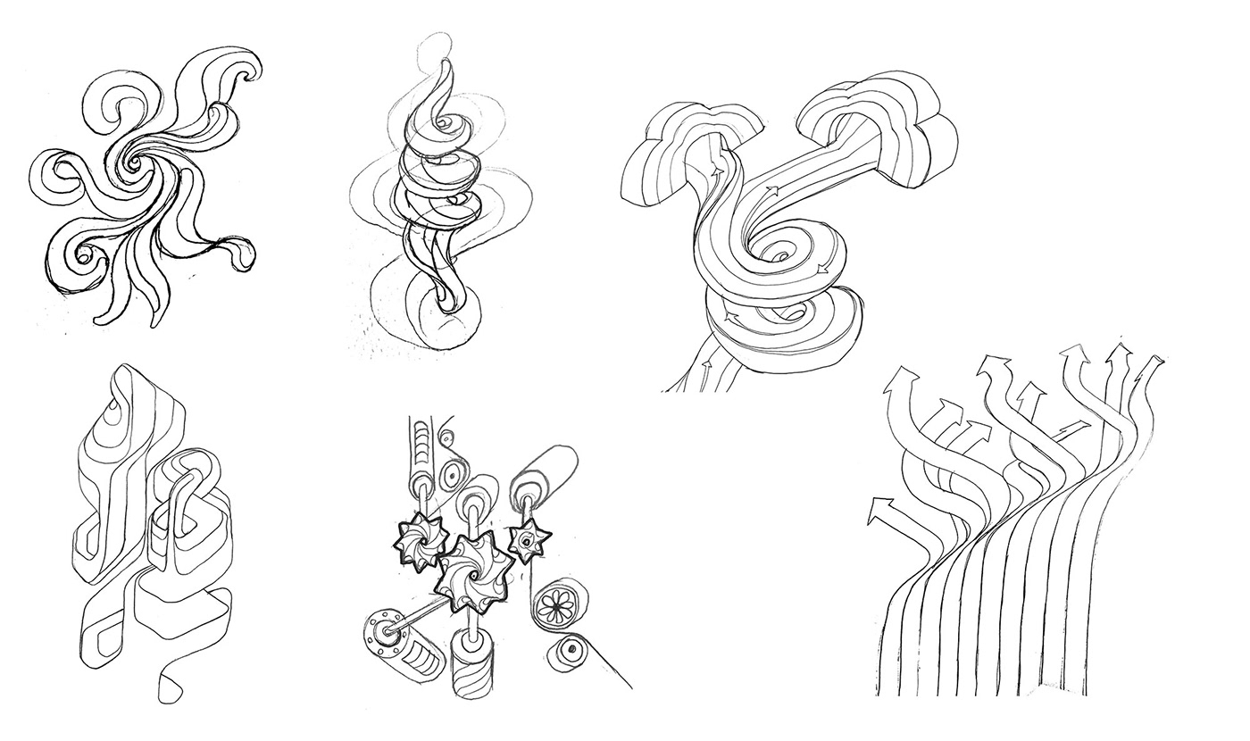 Fashion ,Advertising ,3DType,lettering,vector,Isometric,isometric typography,3D typography,3D lettering,Vector Illustration