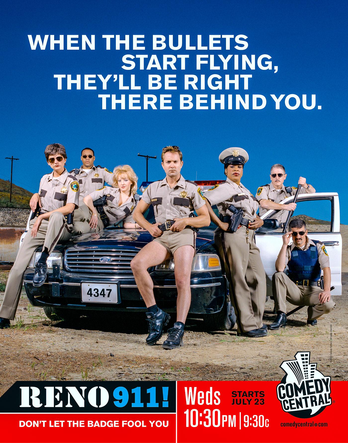 Reno 911 Deutsch