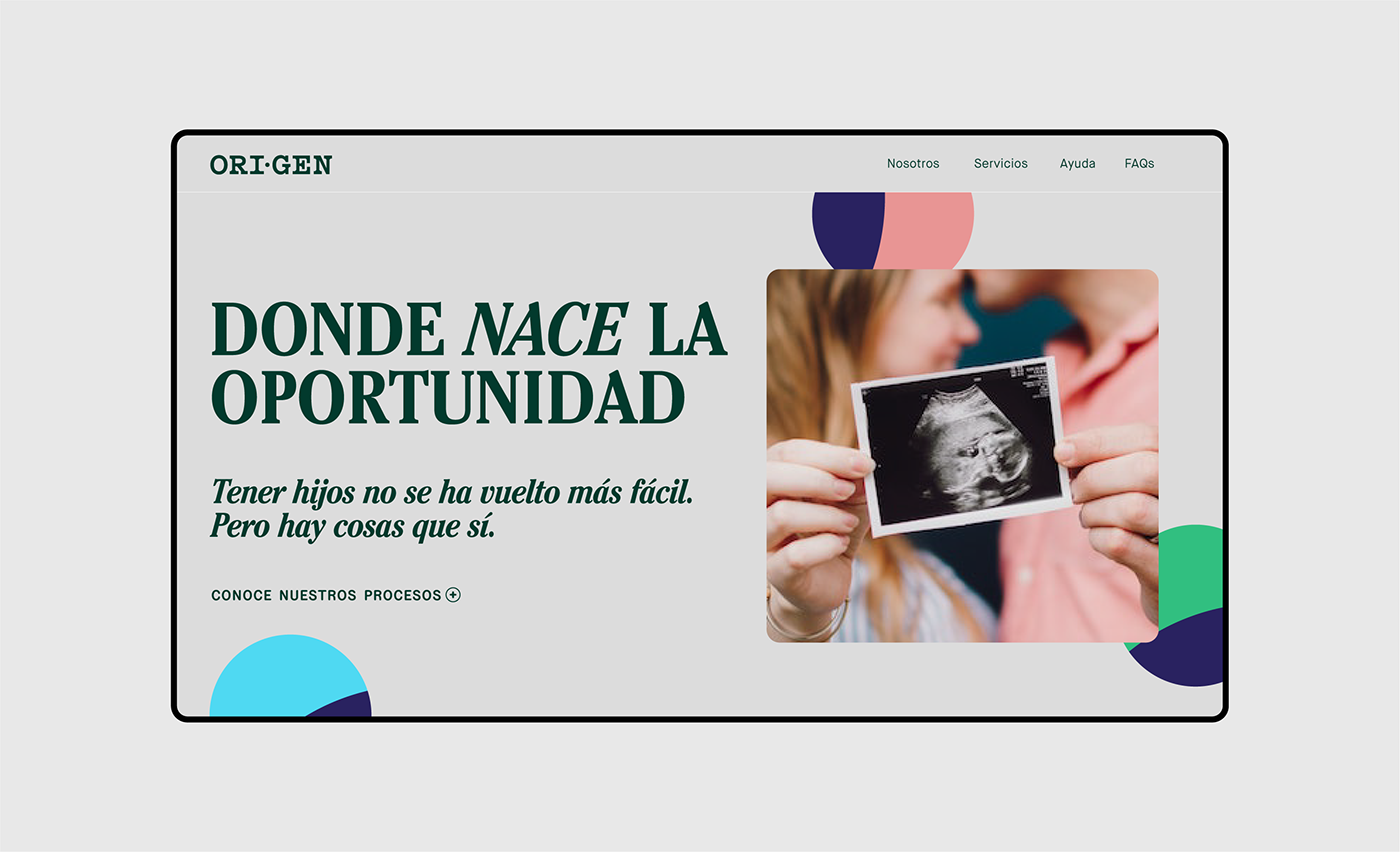 baby clinic family fertility Fertility Center iconography medical pattern profesional Web