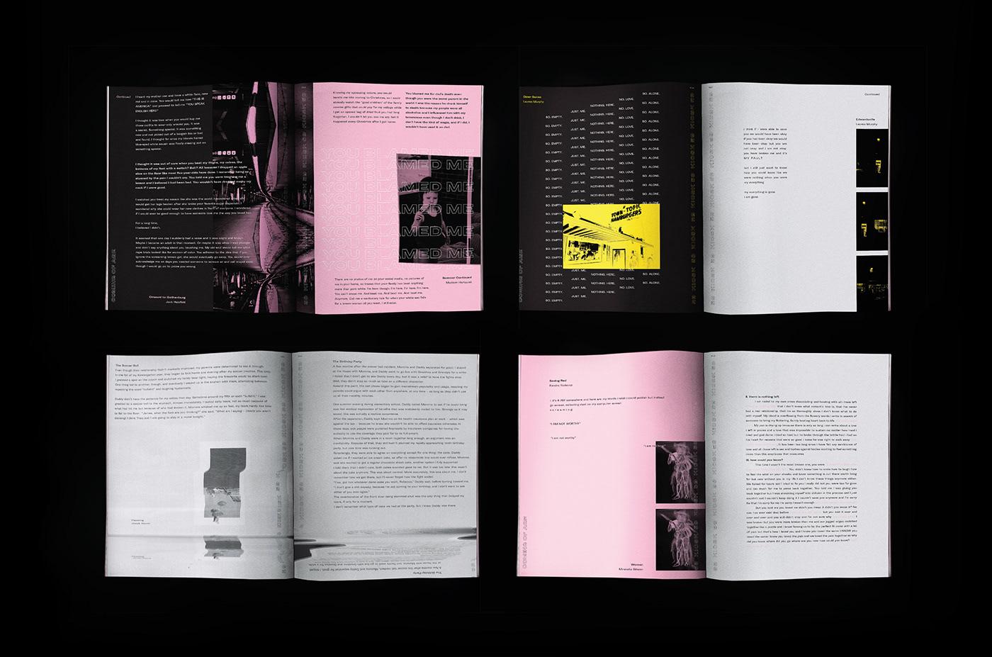 Kiosk publication Layout art direction  graphic design  editorial KUDESIGN adobeawards