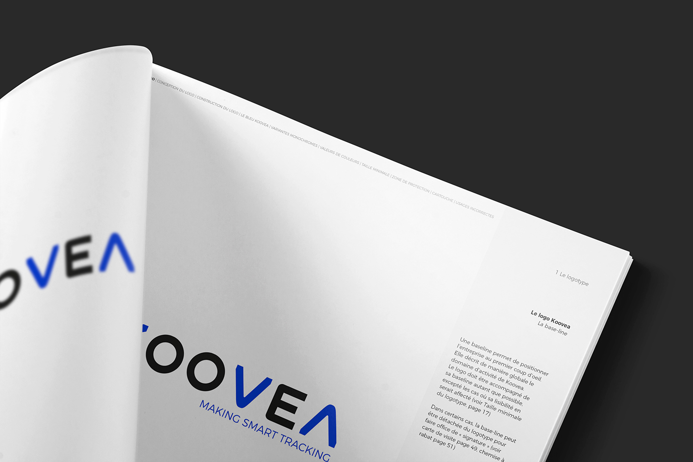 koovea  u2014 brand identity on behance
