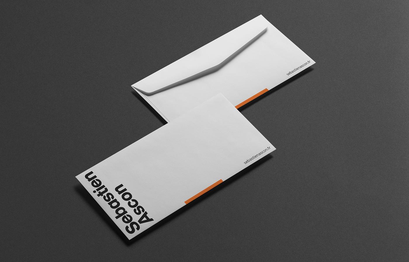 sebastien ascon envelopes