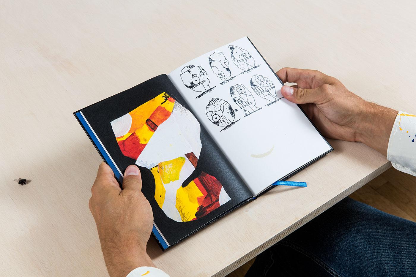 Ekta Is The Moniker Used By Swedish Artist Daniel Götesson (b. 1978).  Artist First, But Also Animator, Sculptor, Designer And Illustrator, Ekta  Has Been ...