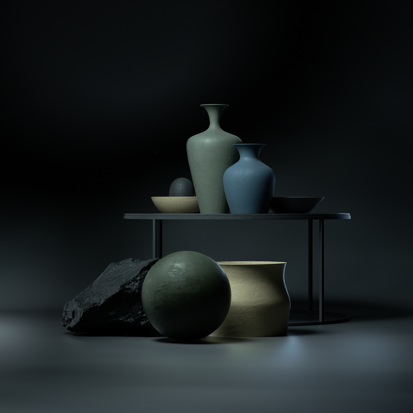 Image may contain: indoor, vase and still life photography