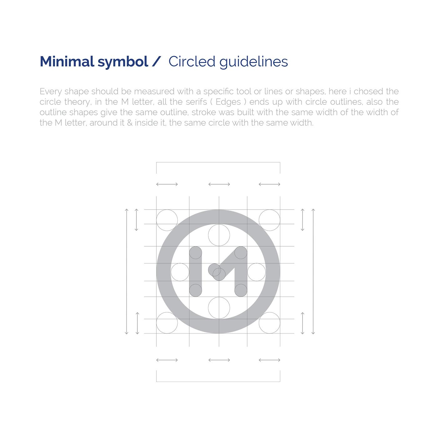 Magnom Logo Guidelines & Branding identity on Behance