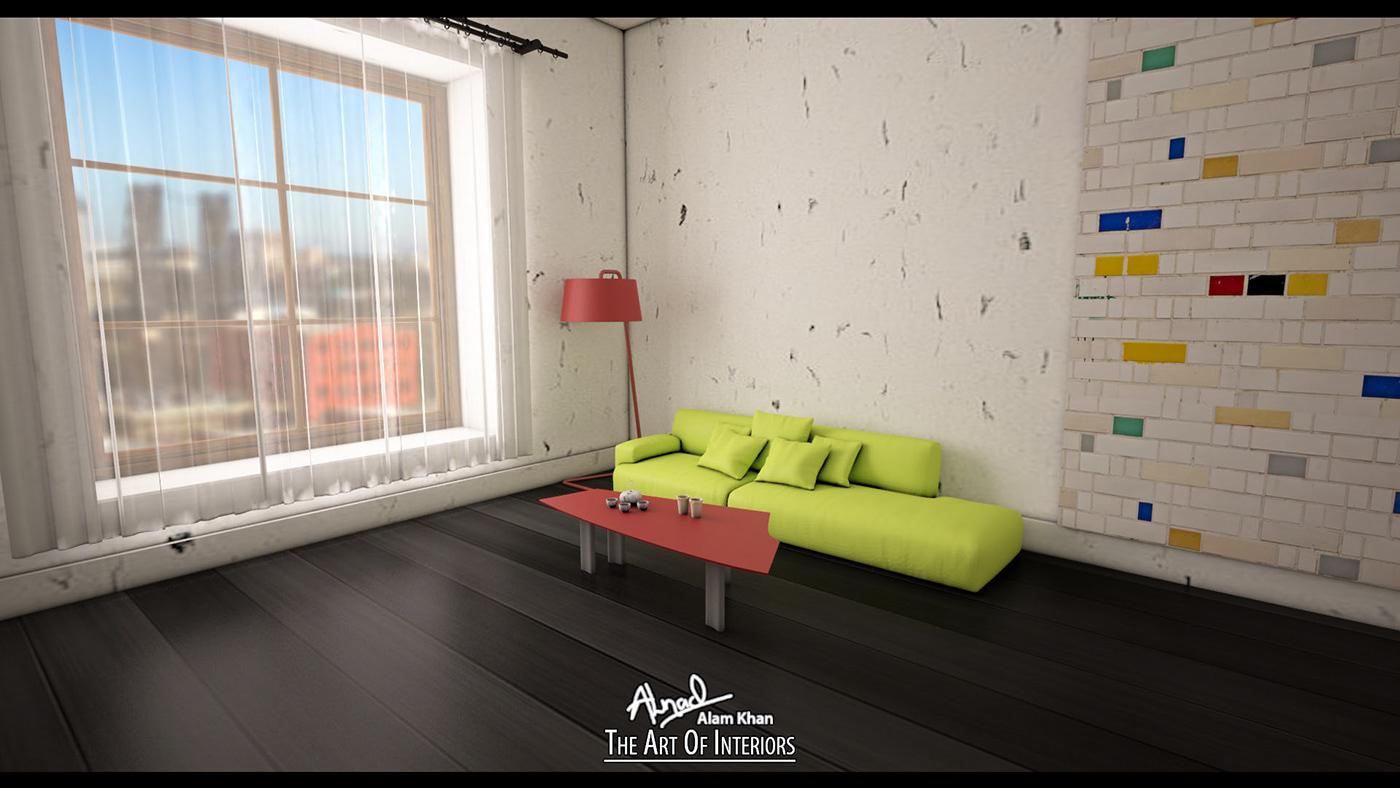 高質量的34套客廳牆壁顏色欣賞