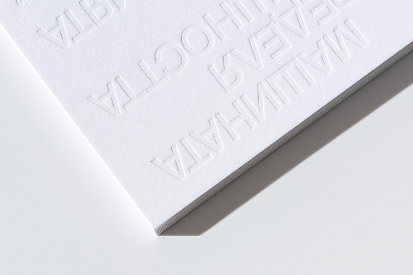 custom type graphic design  grid letterpress minimal print Stationery type typography