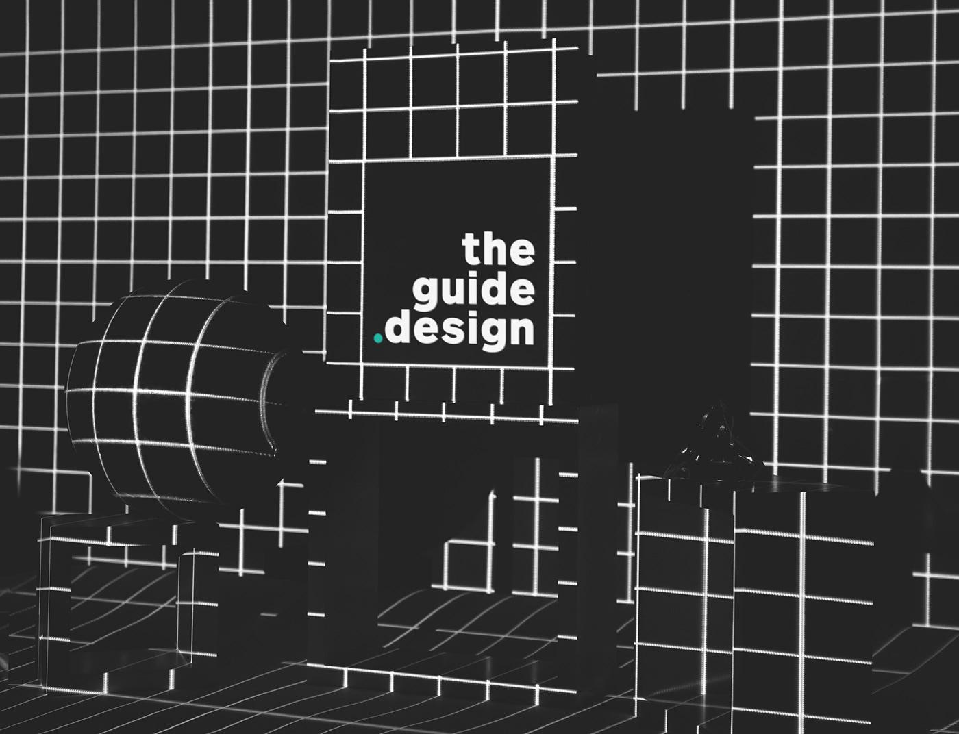 branding  digital design Digital tool Education interactive design The Guide UI ux Website